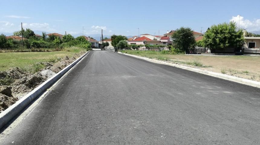 Αλλα 300.000€ για ασφαλτοστρώσεις στον Δήμο Τρικκαίων