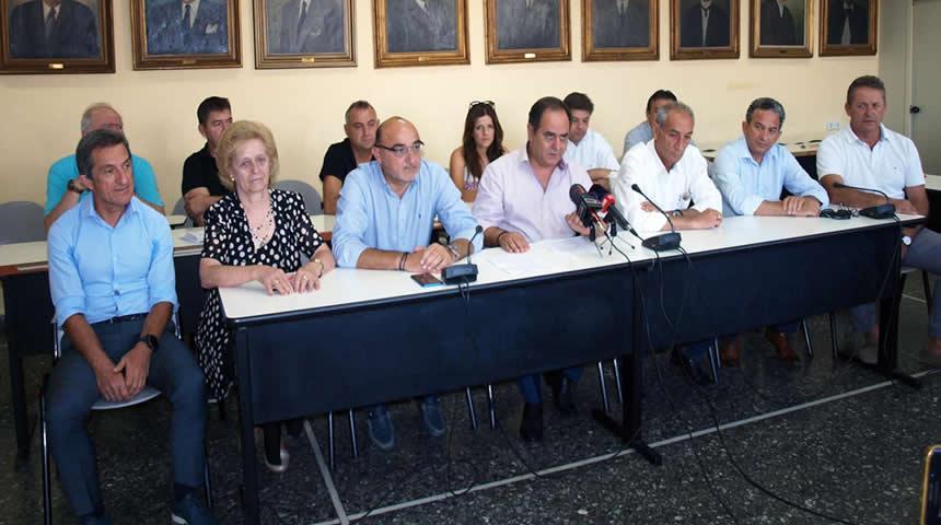 Ορίστηκαν οι αντιδήμαρχοι και οι εντεταλμένοι Δημοτικοί Σύμβουλοι της νέας Δημοτικής αρχής Kαρδίτσας