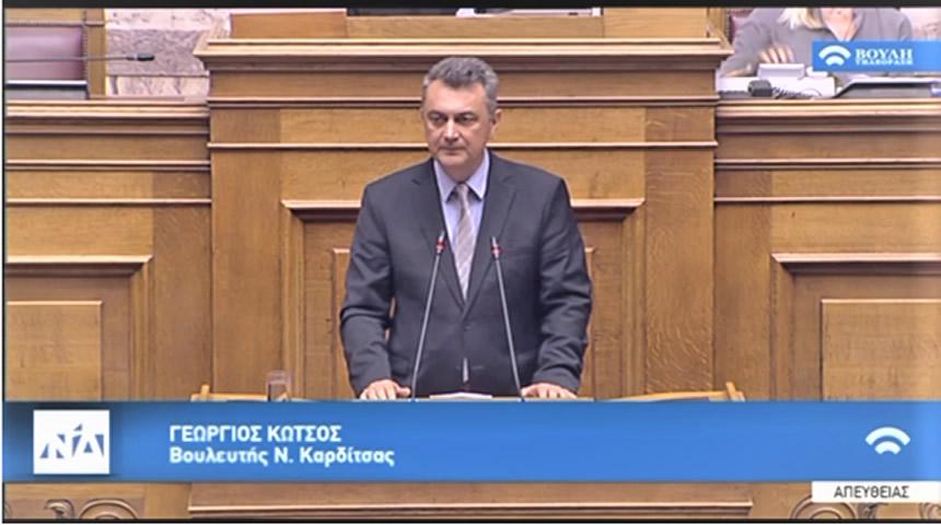 Επιστολή Γ. Κωτσού για παράταση της ισχύουσας προθεσμίας αντικατάστασης λεωφορείων ΚΤΕΛ