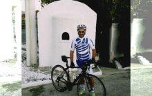 Με επιτυχία στέφθηκε η συμμετοχή του αθλητή του Ποδηλατικού Ομίλου Καρδίτσας Τάντου Θωμά