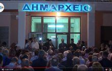 Δείτε την τελετή ορκωμοσίας της νέας δημοτικής αρχής Μουζακίου