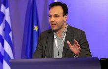 Δήλωση υποψηφιότητας για την Προεδρία τηςΚΕΔΕ  του Δημάρχου Τρικκαίων Δημήτρη Παπαστεργίου