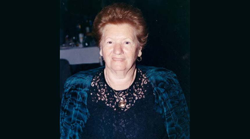 Έφυγε από τη ζωή η Ερμιόνη Παγώνη σε ηλικία 90 ετών