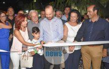 Εγκαινιάστηκε το 1ο Φεστιβάλ Τοπικών Προϊόντων και Γευσιγνωσίας στο Μουζάκι