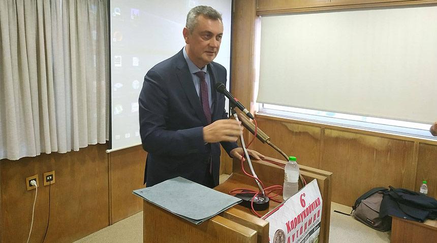Χαιρετισμός του βουλευτή Καρδίτσας κ. Γεώργιου Κωτσού στο Καραγκούνικο Αντάμωμα
