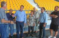 Έτοιμο να παραδοθεί το νέο κλειστό γυμναστήριο στην Αγ. Παρασκευή του Δήμου Καρδίτσας