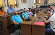 Ορκωμοσία οκτώ νέων εργαζομένων στο Δήμο Πύλης
