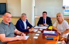 Σύσκεψη στο Υπουργείο Περιβάλλοντος και Ενέργειας