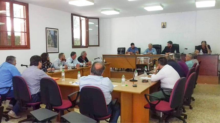 Εκλογή Προεδρείου Δημοτικού Συμβουλίου και μελών Οικονομικής Επιτροπής Δήμου Αργιθέας
