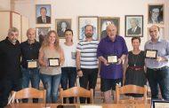 Τιμητική ήταν η πρώτη συνεδρίαση του τοπικού συμβουλίου Μουζακίου.