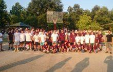 Με επιτυχία πραγματοποιήθηκαν οι αγώνες μπάσκετ 3on3 στο Χάρμα