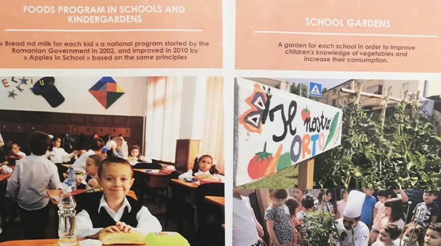 Βiocanteens: Στα Τρίκαλα η ευρωπαϊκή συνεργασία για την υγιεινή διατροφή μαθητών