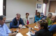 Συνάντηση Δημάρχου Λίμνης Πλαστήρα με στελέχη του Κέντρου Υγείας Μουζακίου