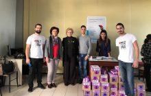 Προϊόντα γυναικείας υγιεινής από το Κοινωνικό Φαρμακείο του Δήμου Καρδίτσας