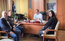 """Συνάντηση του Δημάρχου Καρδίτσας με εκπροσώπους του """"Δόλοπα"""""""