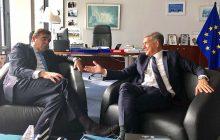 ΚΩΣΤΑΣ ΑΓΟΡΑΣΤΟΣ: «Η Ευρώπη πρέπει να στηρίξει το έργο του Αχελώου»