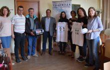 Βραβεύτηκαν από το Δήμαρχο κ. Τσιάκο οι πρωτεύσαντες καρδιτσιώτες στον πανευρωπαικό διαγωνισμό social biking challenge