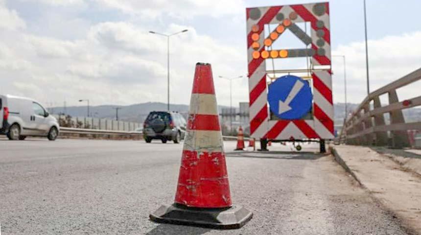 Προσωρινές κυκλοφοριακές ρυθμίσεις στη γέφυρα Πηνειού επί της Π.Ε.Ο. Ευαγγελισμού - Λεπτοκαρυάς