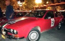 «24 ώρες Ελλάδα»: Στα Τρίκαλα τα εντυπωσιακά ιστορικά σπορ αυτοκίνητα
