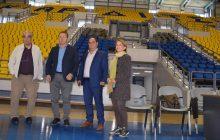 Παραδόθηκε  προς χρήση το νέο Κλειστό Γυμναστήριο Καρδίτσας στη συνοικία Αγ. Παρασκευής