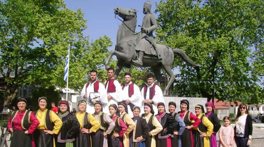 Πολιτιστικός Σύλλογος Μαυρομματίου Ο ΚΑΡΑΪΣΚΑΚΗΣ: Έναρξη Χορευτικών Τμημάτων