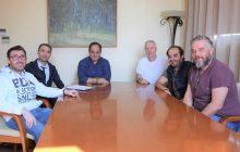Συνάντηση του Δημάρχου Καρδίτσας με μουσικούς της πόλης