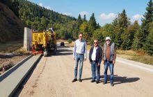 Ολοκληρώνεται με γοργούς ρυθμούς η παράκαμψη Νεοχωρίου στη Λίμνη Πλαστήρα