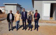 Ικανοποίηση για την πρόοδο του έργου ύδρευσης της Ανατολικής πλευράς Ν. Καρδίτσας από τη Λίμνη Σμοκόβου