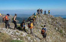 Σ.Π.ΟΡ.Τ.: Η 8η Θεσσαλική ορειβατική συνάντηση