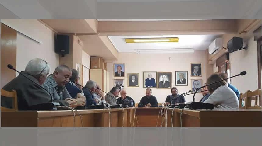 Στο Δήμαρχο και στο Δασαρχείο Μουζακίου οι κάτοικοι της Οξυάς