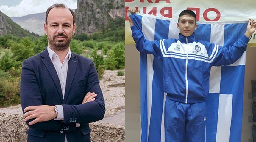 Συγχαρητήριο μήνυμα του Δημάρχου Μουζακίου κ.Φάνη Στάθη για την επιτυχία του Δημήτρη Παπακώστα