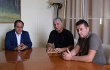 Με τη διοίκηση του Αστικού ΚΤΕΛ συναντήθηκε ο Δήμαρχος Καρδίτσας κ. Β. Τσιάκος