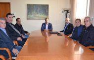 Στενή συνεργασία Δήμου Καρδίτσας και ΤΟΕΒ Ταυρωπού