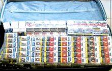 Λάρισα: Κατασχέθηκαν 1.390 πακέτα αφορολόγητων τσιγάρων