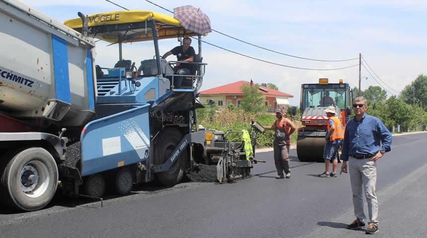 Ζημιές στο οδικό της Π.Ε Καρδίτσας αποκαθιστά η Περιφέρεια Θεσσαλίας με έργο προϋπολογισμού 1,1 εκατ. ευρώ