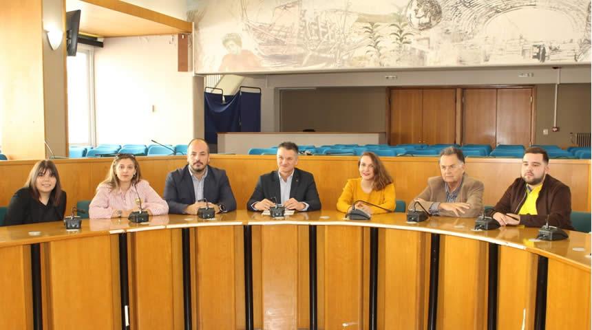 Ξεκινούν οι εργασίες του Vox Populi: Προσομοίωση Περιφερειακού Συμβουλίου Θεσσαλίας