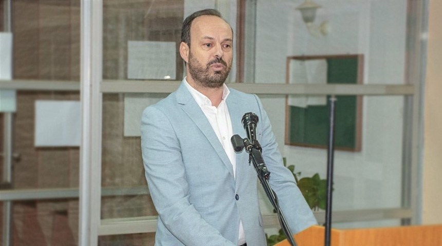 Συγχαρητήρια του Δημάρχου Δ. Μουζακίου κ. Φάνη Στάθη για την πρόκριση της ομάδας βόλει του ΓΕΛ Μουζακίου στον τελικό