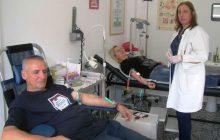 Διενεργήθηκε εθελοντική Αιμοδοσία στο Μαυρομμάτι