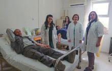 Με μεγάλη συμμετοχή ολοκληρώθηκε η εθελοντική αιμοδοσία για την τράπεζα αίματος του Εμπορικού Συλλόγου Μουζακίου