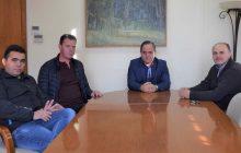 Με το Σύλλογο Εθελοντών Αιμοδοτών συναντήθηκε ο Δήμαρχος Καρδίτσας κ. Β. Τσιάκος