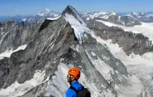 Πέτρος Τόλιας & Νίκος Κρούπης παρουσιάζουν το ορειβατικό ταξίδι τους στις Άλπεις