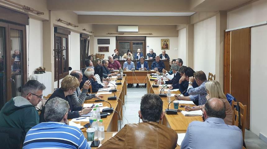 Δείτε το Δημοτικό Συμβούλιο του Δήμου Μουζακίου της Τετάρτης 30 Οκτωβρίου 2019