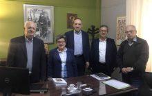 Στο Θεματικό Αντιπεριφερειάρχη κ. Νίκο Καραγιάννη ο Σύλλογος «Φίλοι Ιστορίας Ν. Καρδίτσας».