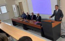 O Γ. Κωτσός κεντρικός ομιλητής στην επίσημη έναρξη μεταπτυχιακών προγραμμάτων του Πανεπιστημίου Θεσσαλίας