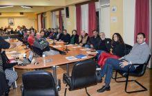 Σύσκεψη στην Π.Ε. Καρδίτσας και ενημέρωση στα μέλη του Συλλόγου Κρεοπωλών