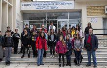 Εκπαιδευτική επίσκεψη του Μουσικού Σχολείου Καρδίτσας στο ΚΠΕ Μουζακίου και στην ΠΑΔΥΘ