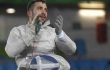 ΑμεΑ: «Χρυσός» ο Τριανταφύλλου Παγκόσμιο Κύπελλο ξιφασκίας με αμαξίδιο