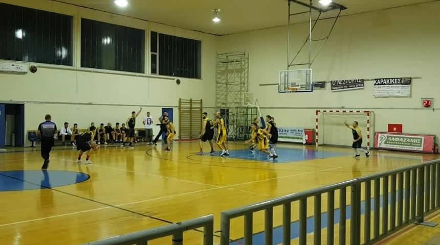Ο Γ.Σ. Μουζακίου & Περιχώρων Γ.Πασιαλής... Παίζει Μπάσκετ!