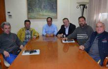 Συνάντηση Βασίλη Τσιάκου με εκπροσώπους του Σωματείου Ιδιοκτητών Επισκευαστών Επιβατικών Αυτοκινήτων Ν. Καρδίτσας