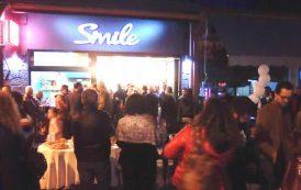 Εγκαινιάστηκε το νέο τυροπιτάδικο smile στο Μουζάκι